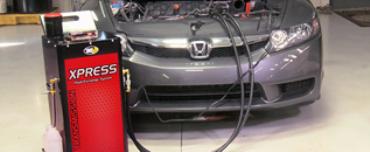 BG Сервис автоматической и вариаторной трансмиссии автомобиля