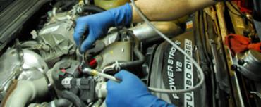 BG Сервис индукционной системы дизельных двигателей